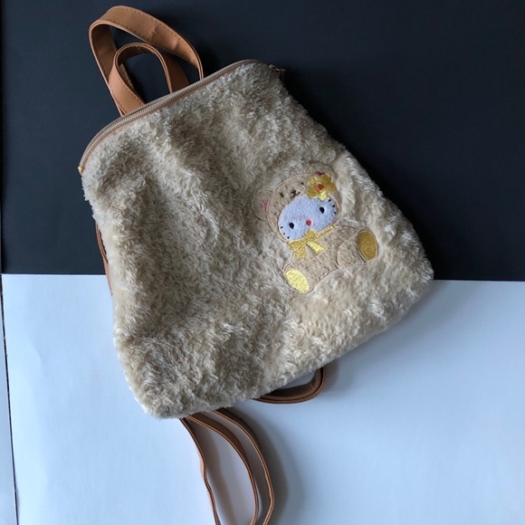 d12836968 Hello Kitty Bags | Small Backpack Womengirl Bag Purse | Poshmark